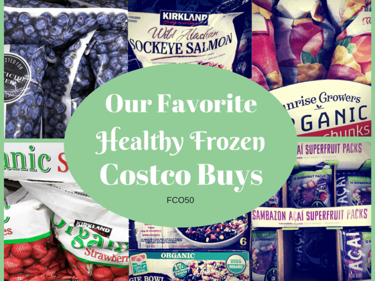 Costco Best frozen foods