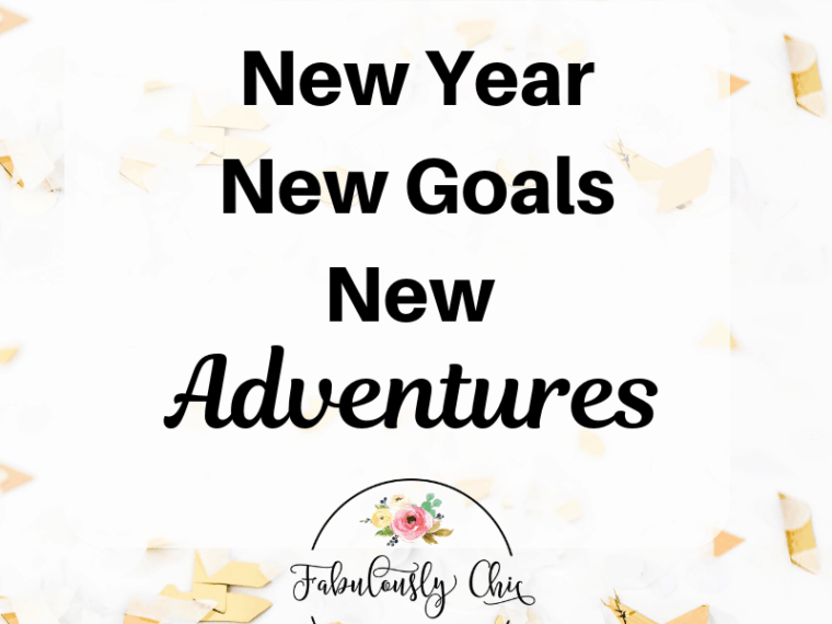 new year, new goals, new adventures