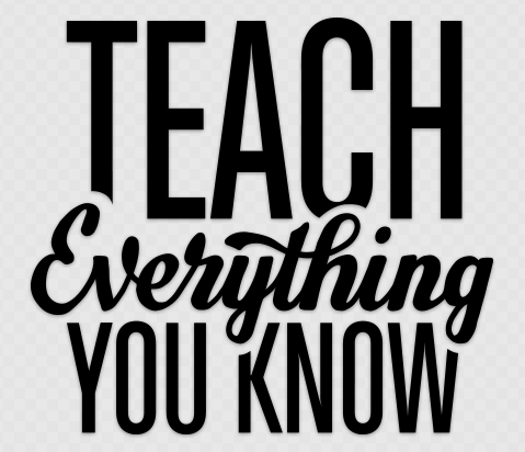 teach-everything-sticker
