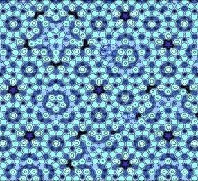 Quasicrystal / Courtesy pbs.org