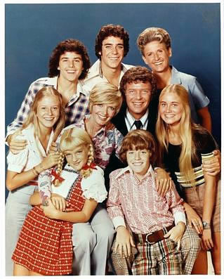 Bear Fare: The Bradys, who thrived in the negative mood of the early 1970s, are coming back to television.