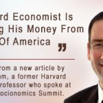 [Social Mood Watch] Harvard Economist Is Pulling His Money From Bank Of America