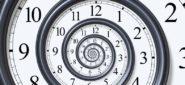 Time Spiral, clock