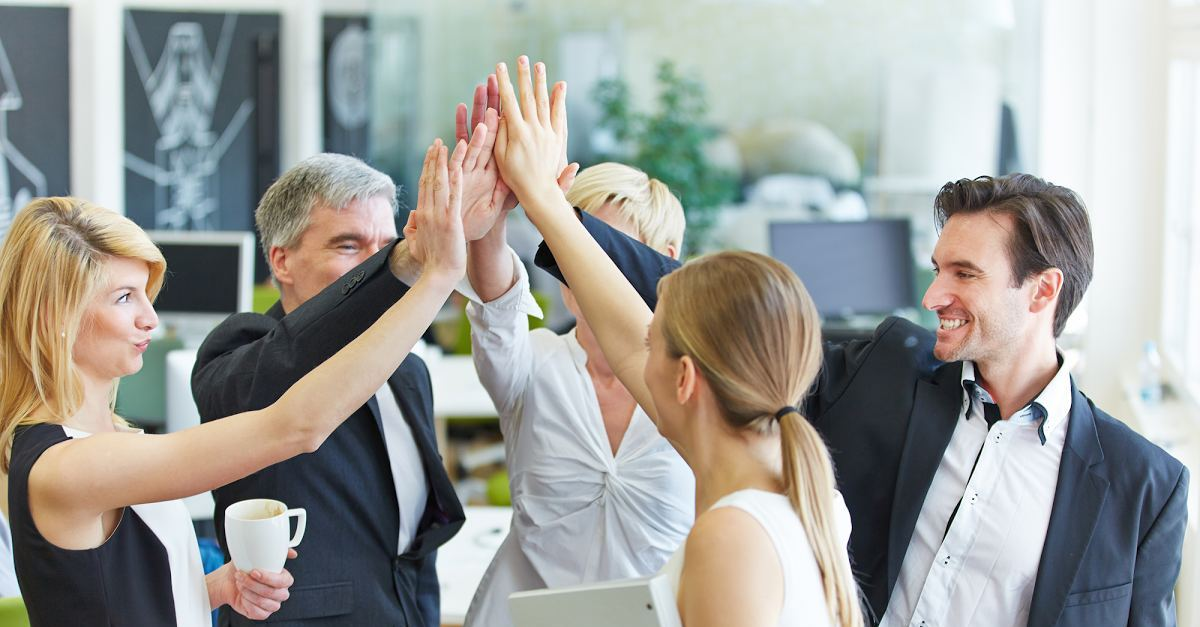 Building a Positive Work Environment