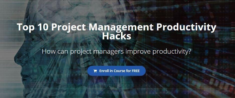 Top 10 Project Management Productivity Hacks