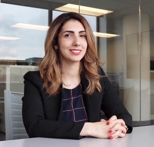 Expert Interview with Sanaz Sadeghian