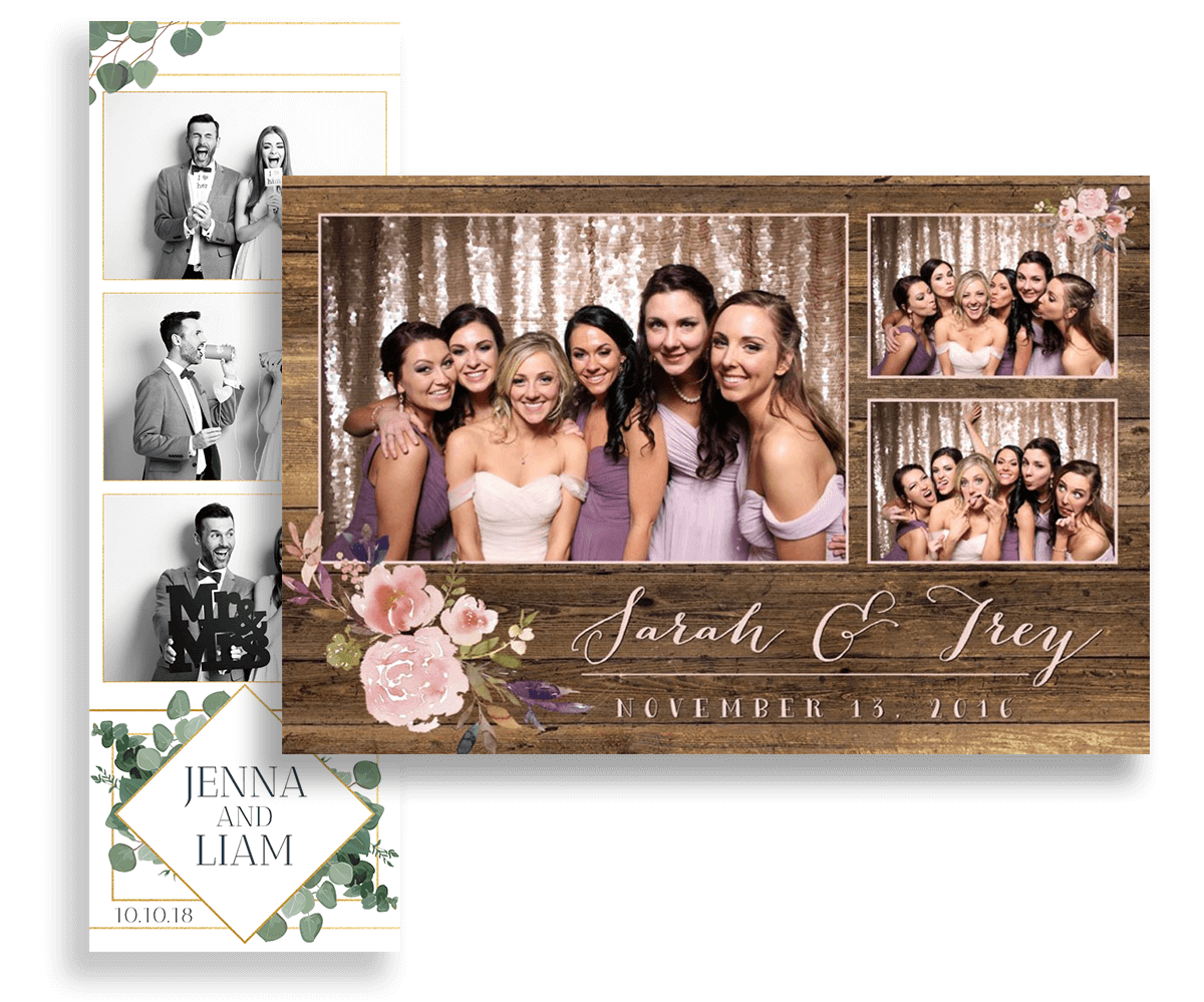 Photo booth designs
