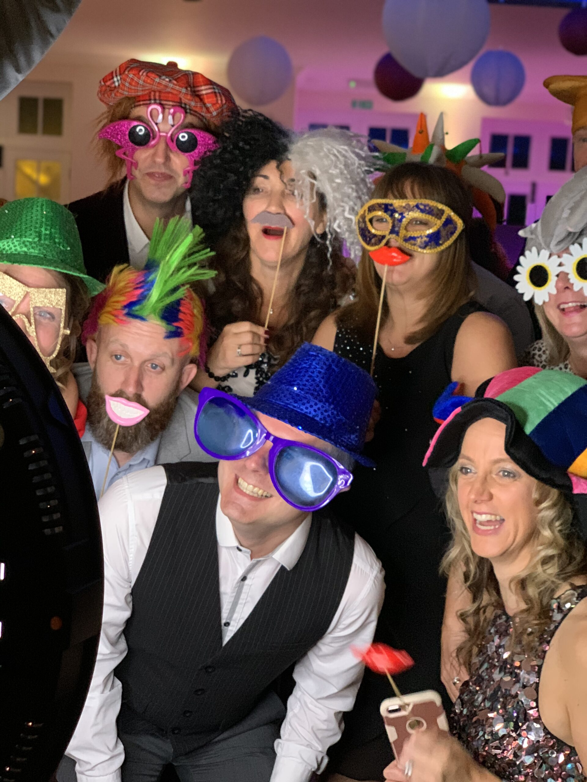 Elmhay Park Frome Photo Booth Hire