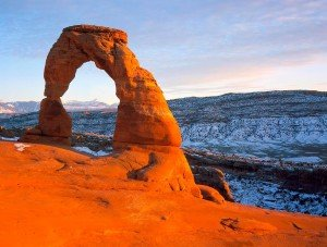 RV Vacation Arches