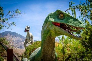 RV Vacation Dinosaur Discovery