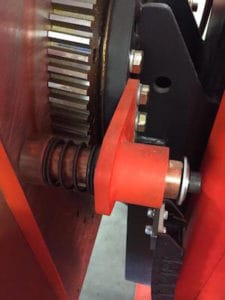 Rotary Contact Welding Ground