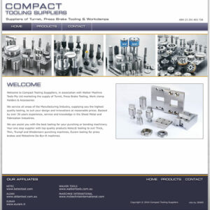 Compact Tooling Suppliers