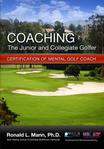 Coaching the Junior and Collegiate Golfer