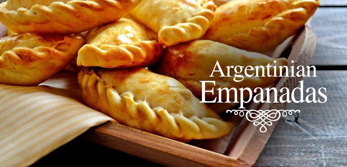 Argentinian-Empanadas