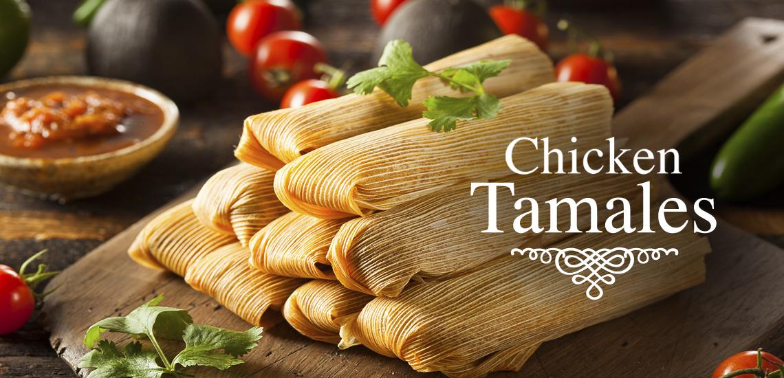 Chicken-Tamales