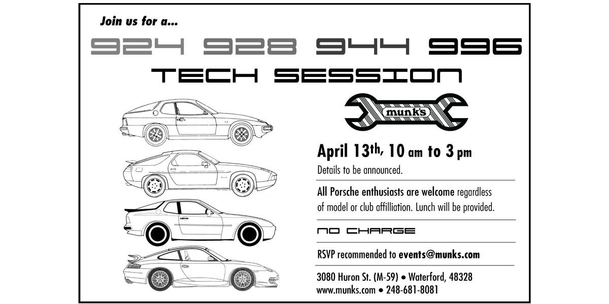 april 19 tech session