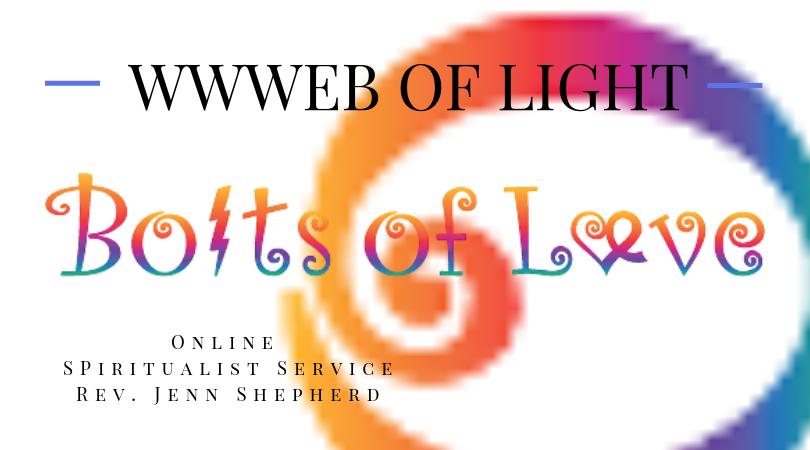 WWWeb of Light