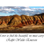 The Painted Hills