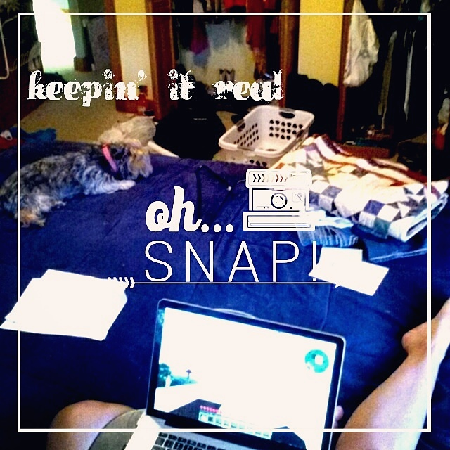 DHD Photo A Day - July 7: Keepin' it Real