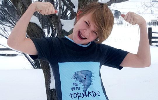 My Tornado!