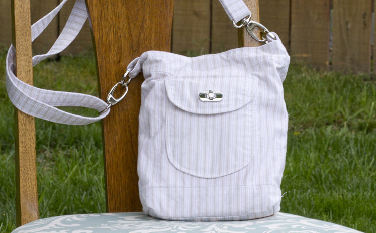 On the Go Bags Airport Sling Sew-A-Long
