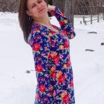 LA Finch Fabrics Maggie Tunic and Dress