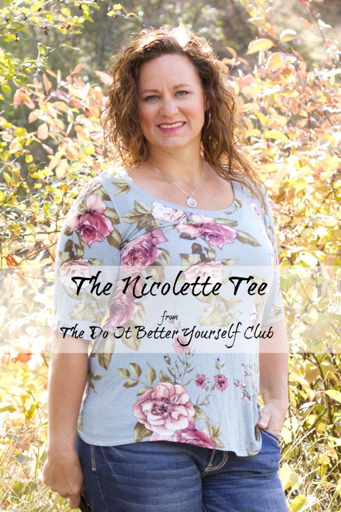 DIBY Club Nicolette Tee