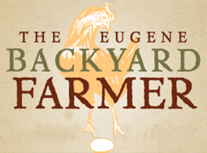The Eugene Backyard Farmer