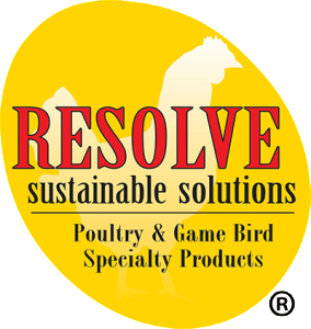 RESOLVE Sustainable Solutions®—Poultry & Game Bird Specialty Products