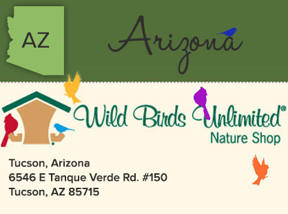 Wild Birds Unlimited | Arizona