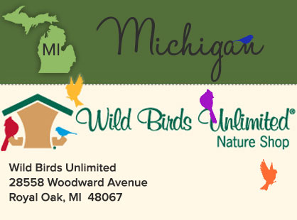 Wild Birds Unlimited | Michigan