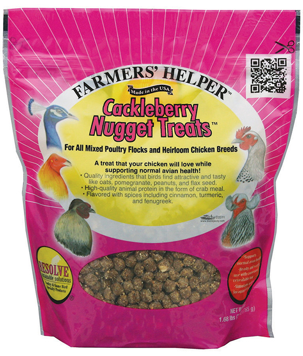 Farmers' Helper™ Cackleberry Nugget Treats™