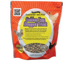 Farmers' Helper™ Golden Egg Nugget Treat™
