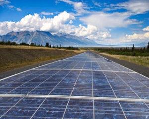Carreteras solares, el nuevo desafío de Francia