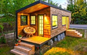 El movimiento revolucionario de las Tiny Houses