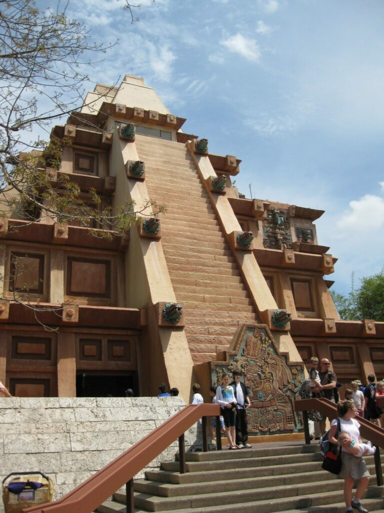 Mexican Pavillion at EPCOT