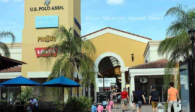 International Drive Outlet Malls