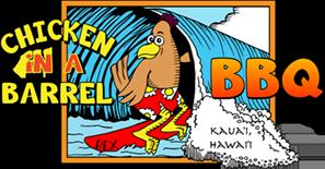 Chicken In A Barrel
