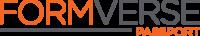 Formverse-Logo-Orange-DkGray-CAPS-PASSPORT