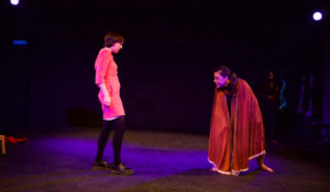 Iphigenia (A Rave Fable)