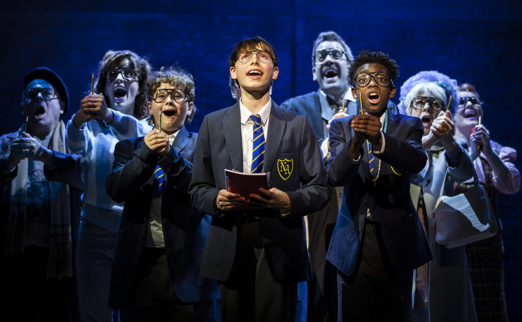 The Secret Diary of Adrian Mole Aged 13 ¾ - The Musical