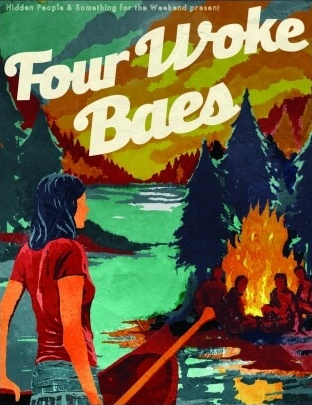 Four Woke Baes