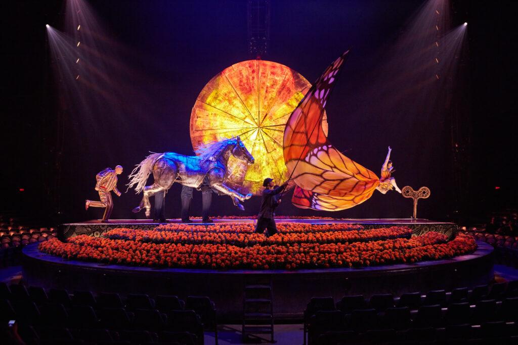Cirque de Soleils Luzia