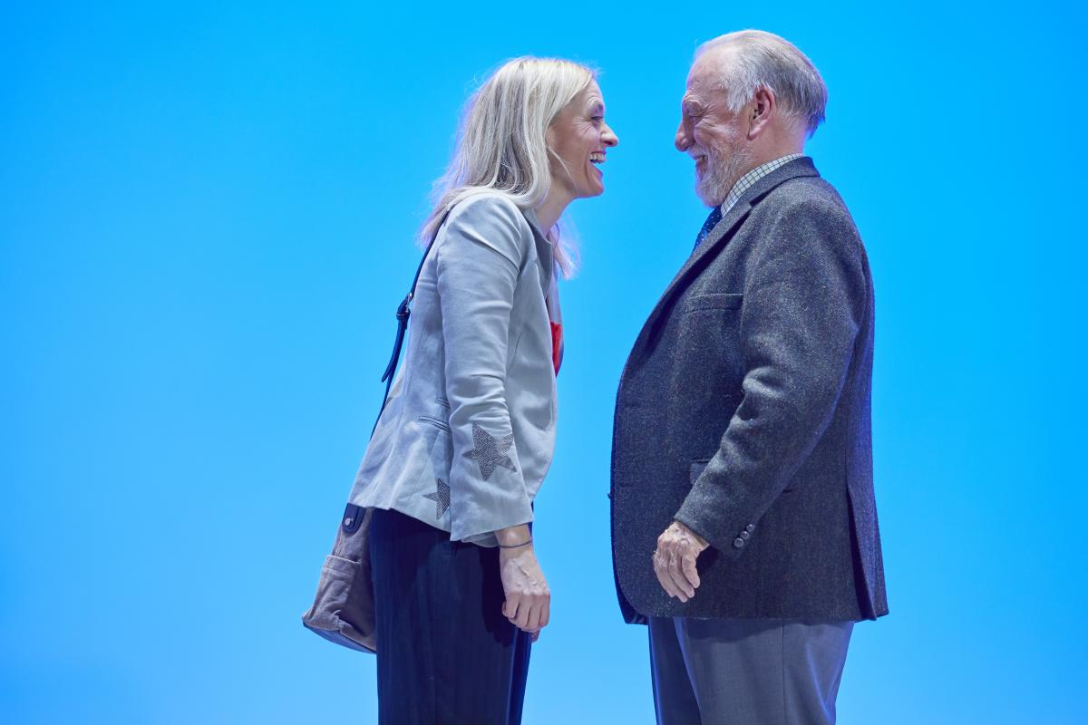 Anne Marie Duff, Kenneth Cranham, Heisenberg by…f Mögenburg274