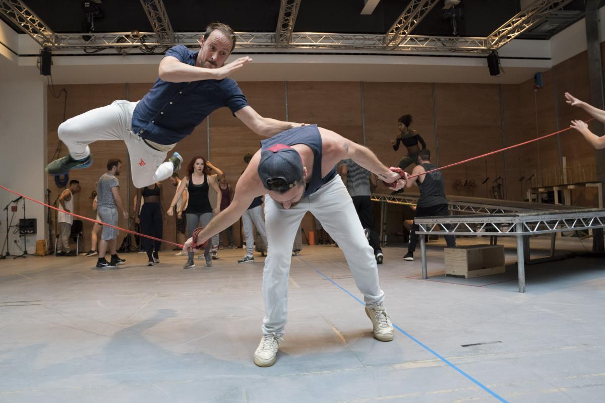 Peter Caulfield and Declan Bennett.