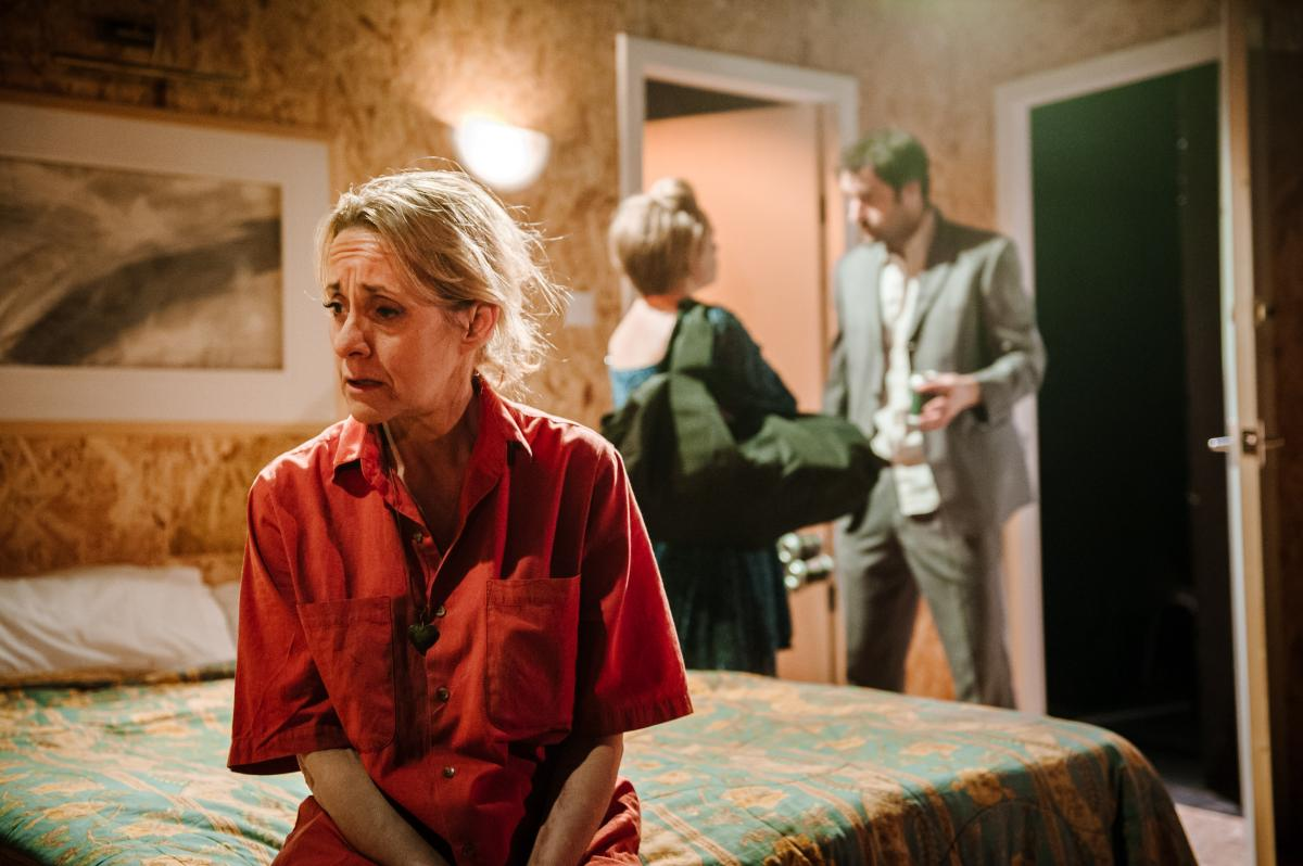 The Dark Room, Theatre503 (Katy Brittain), courtesy of Alex Brenner