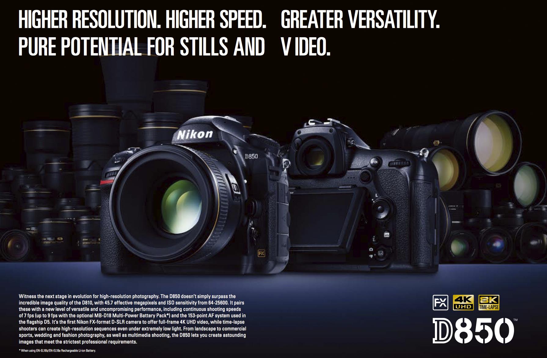 Nikon D850 ที่สุดแห่งกล้อง DSLR - Quick review   AtomicZen