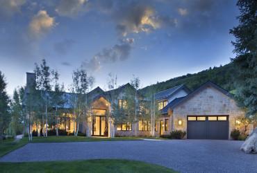 Aspen Colorado Architects Sunnyside Home
