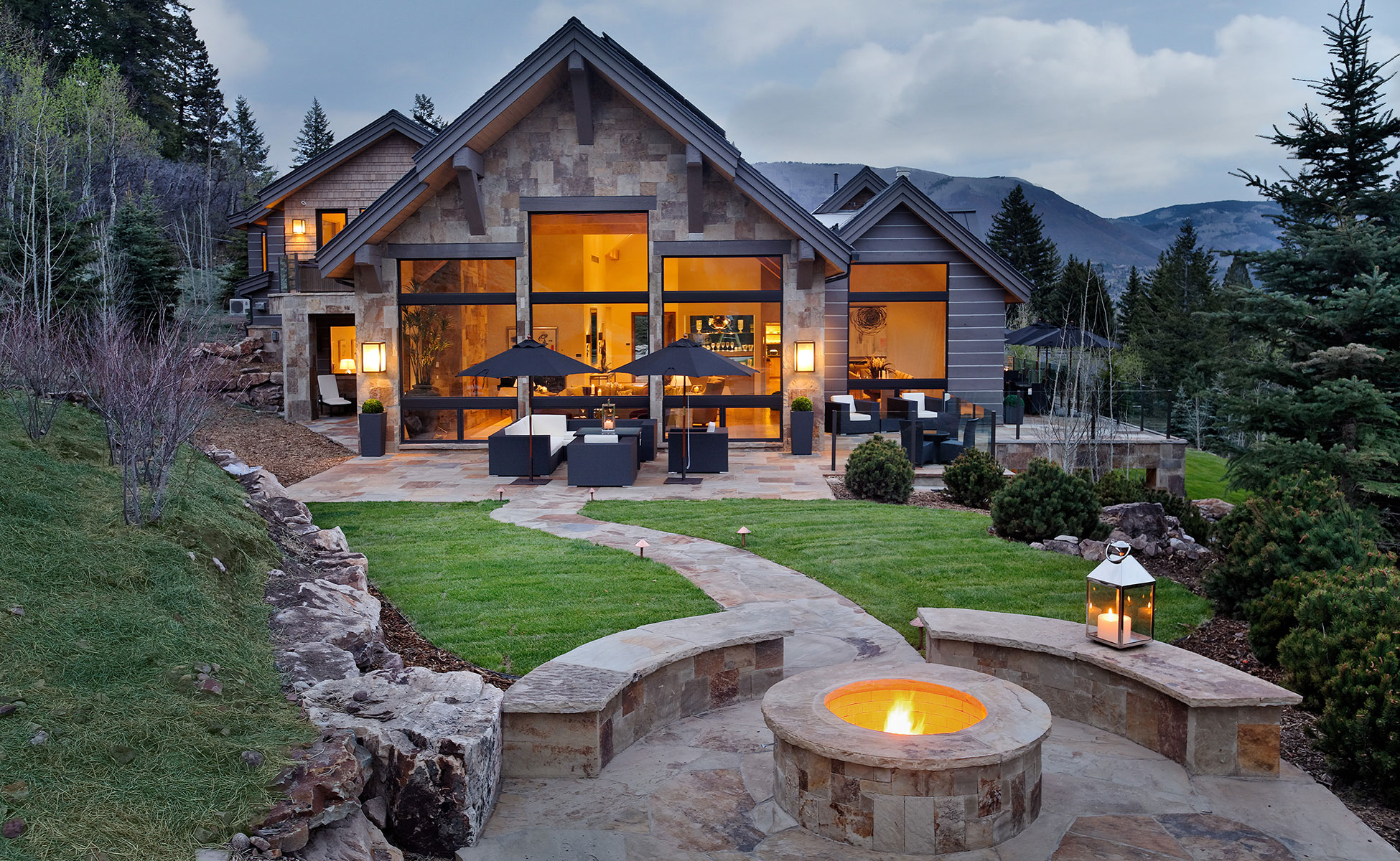 Brewster McLeod Architects Aspen Colorado