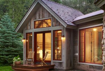 Fishing Cabin Brewster McLeod Architects Aspen